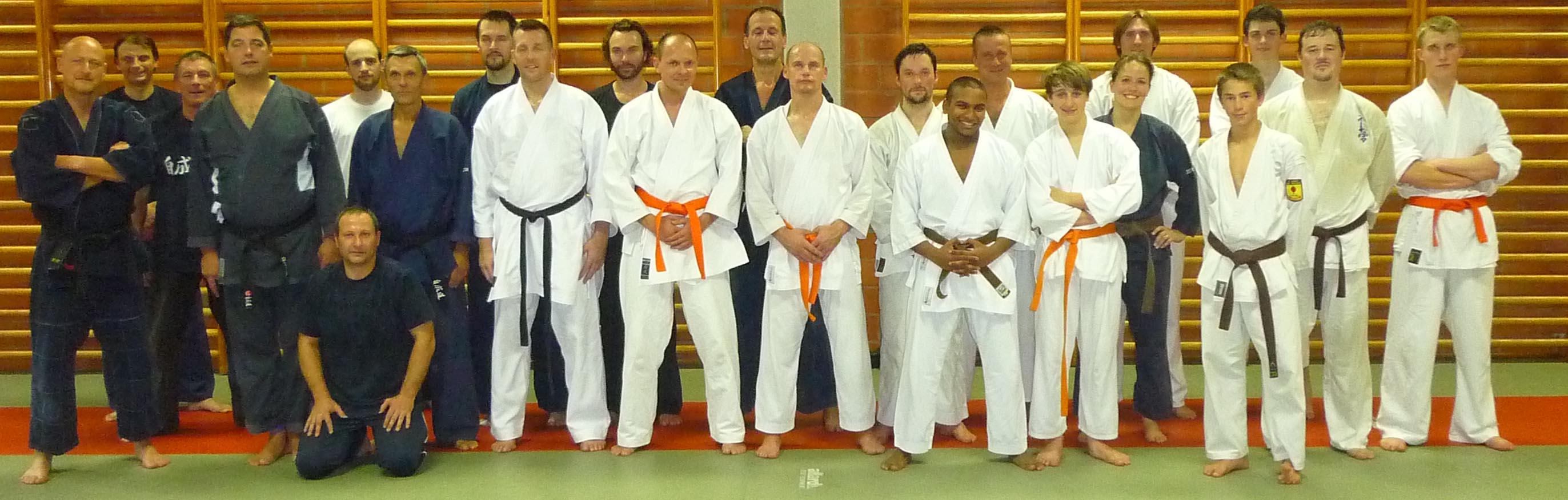 Journée Jiseidô 2011